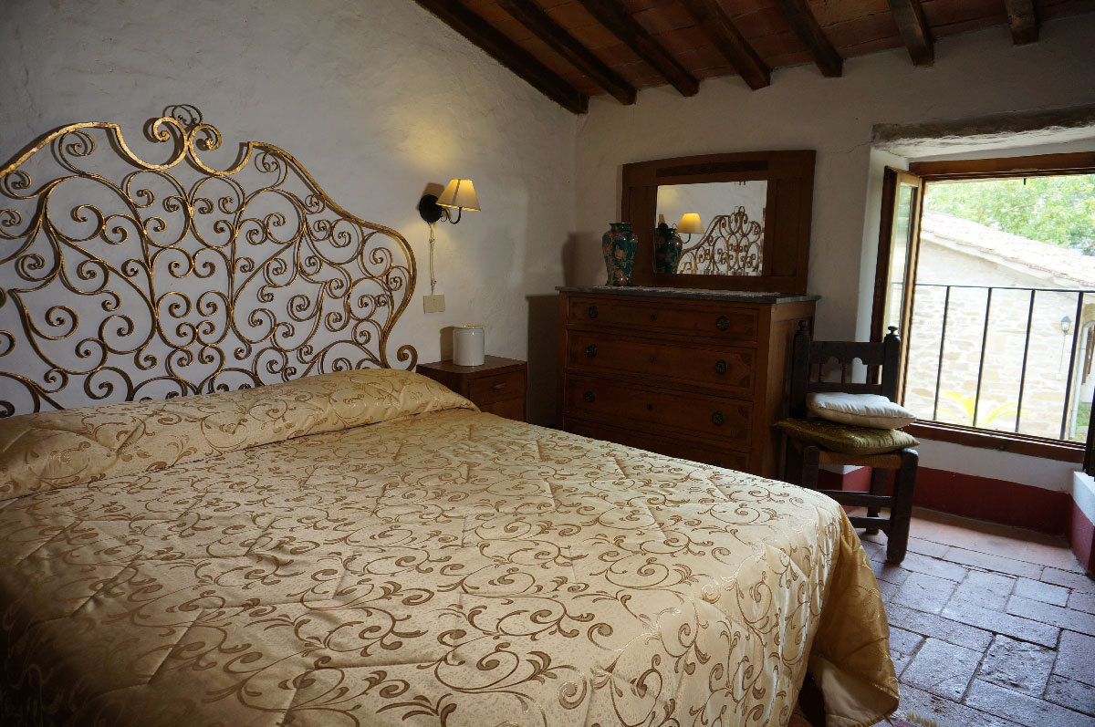 Agriturismo Toscana Arezzo Palaie Appartamento Gelsomino6
